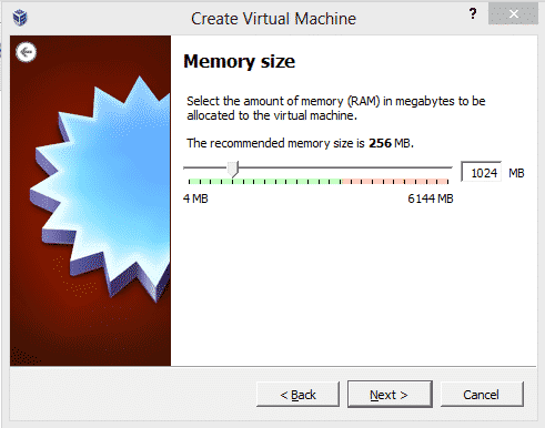 memory-size-for-virtual-memory