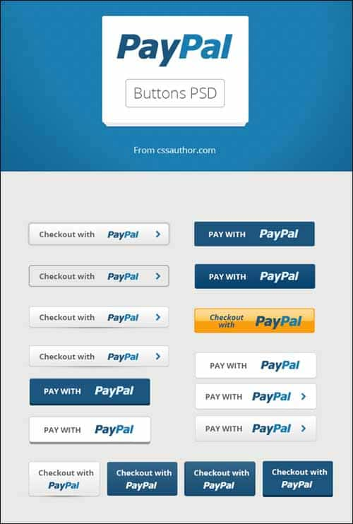 Free-Paypal-Buttons-PSD