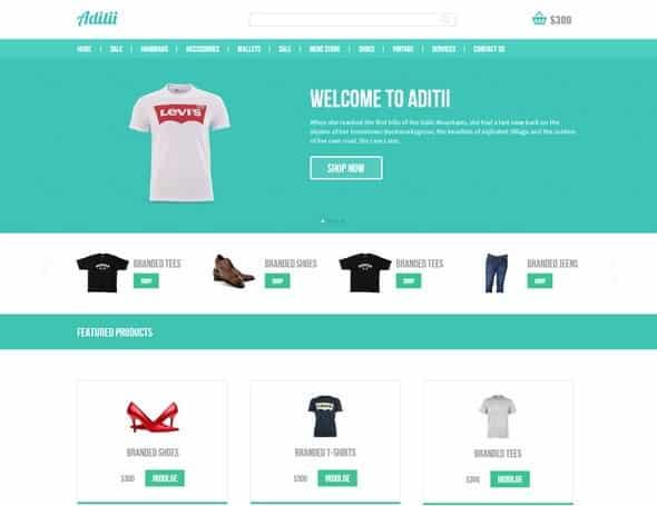 Free-Aditii html5