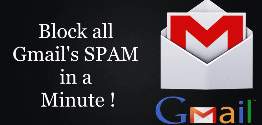 HOW TO BLOCK SPAM MAILS USING CHROME PLUGIN