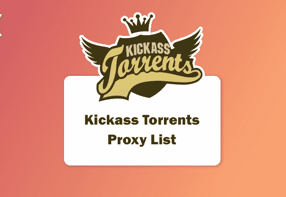 KickAssTorrents (kat) Proxy, unblock