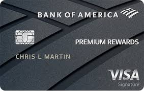 Bank of America Premium Reward Credit Card