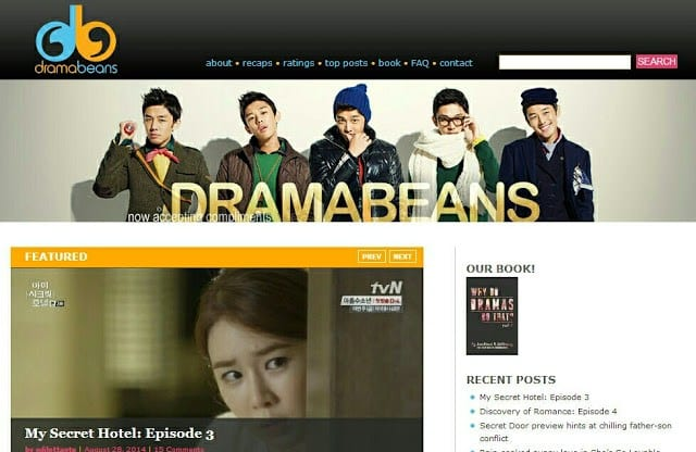 Dramabeans Korean movie